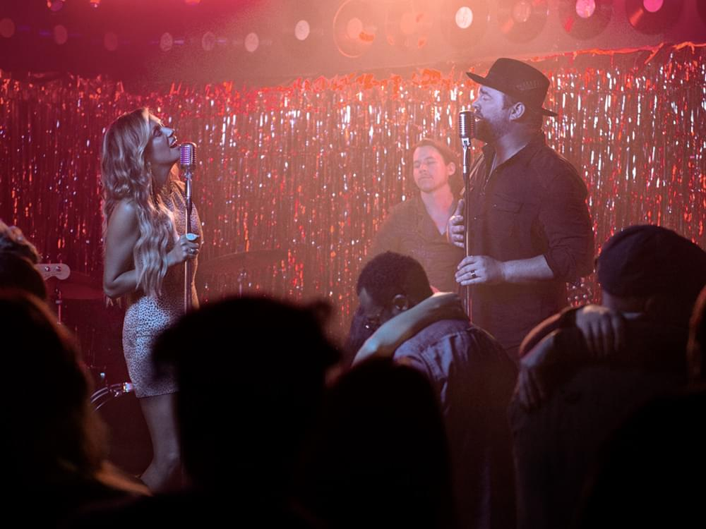 """Carly Pearce & Lee Brice Release New Video for """"I Hope You're Happy Now"""" [Watch]"""