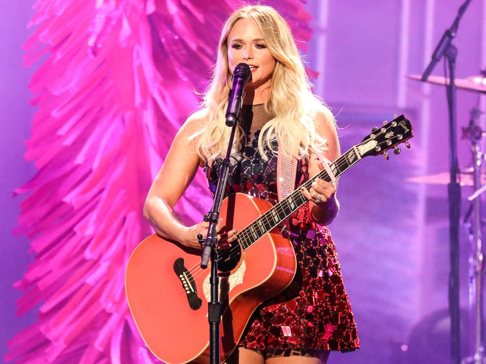 """Watch Miranda Lambert's Spirited Performance of """"Tequila Does"""" on """"The Late Show"""""""