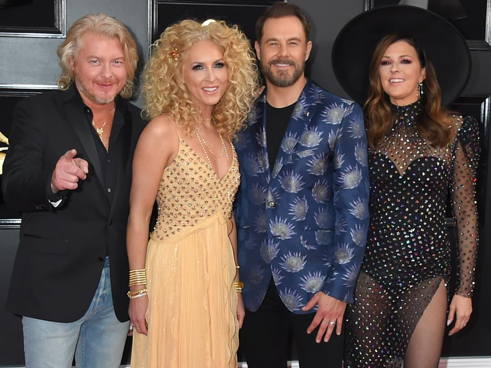 "Watch Little Big Town Perform Soothing New Song, ""Next to You,"" on ""Late Night"""