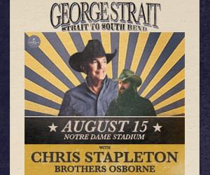 George Straigt: Strait to South Bend