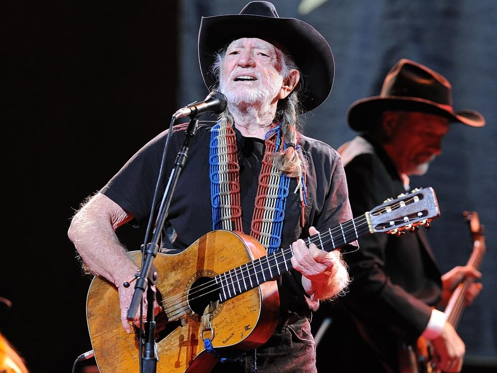 Willie Nelson Tribute Concert Featuring George Strait, Eric Church, Chris Stapleton, Emmylou Harris & More to Air on A&E
