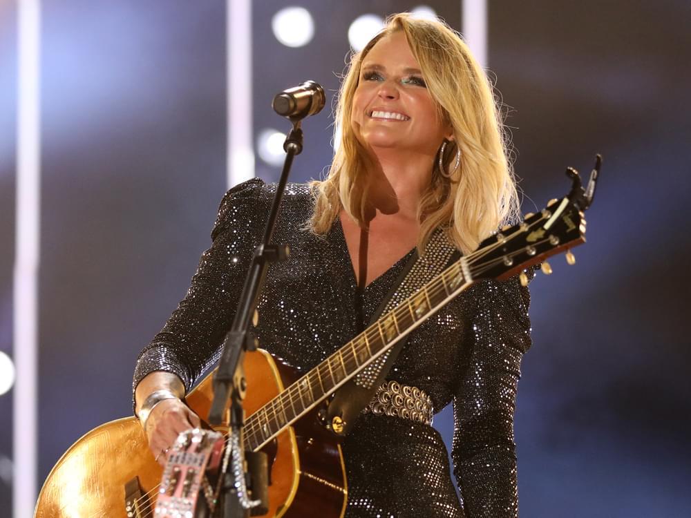 "Watch Miranda Lambert Dedicate Her ""Tonight Show"" Performance of ""Bluebird"" to First Responders & Essential Workers"