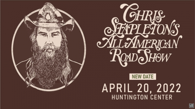 Chris Stapleton- All American Road Show