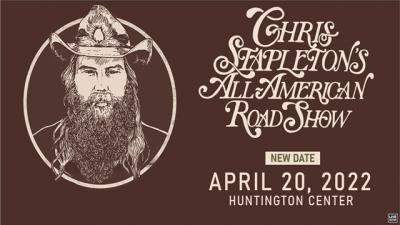 Chris Stapleton- All American Road Show