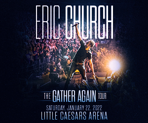 Eric Church The Gather Again Tour