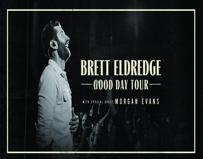 Brett Eldredge: Good Day Tour! Toledo Zoo September 24th