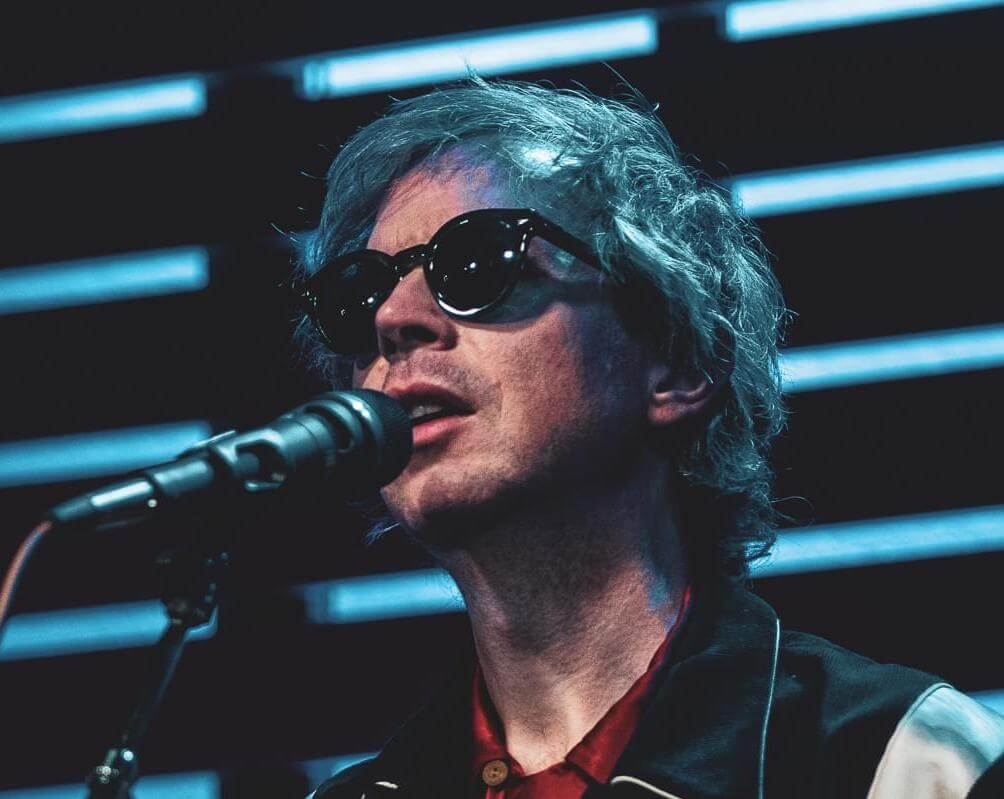 Beck Live In The Lounge