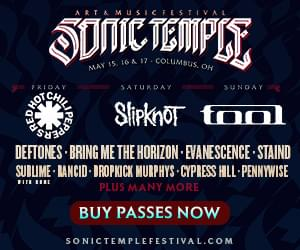 Sonic Temple Art and Music Festival 2020