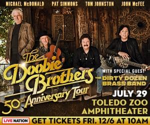 The Doobie Brothers 50th Anniversary