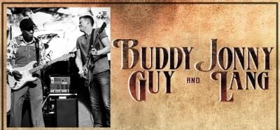 Buddy Guy and Jonny Lang at the Toledo Zoo