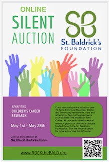St. Baldricks Foundation Online Auction For Children's Cancer Research