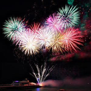 Here is where you can see fireworks this 4th of July!