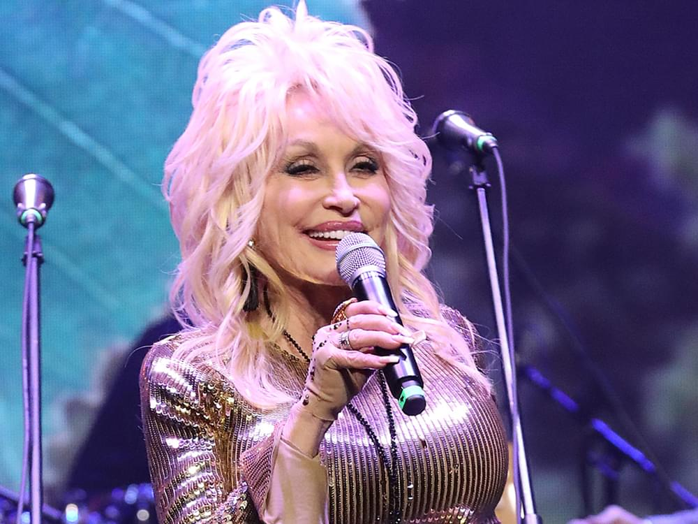 """Dolly Parton Partners With Zach Williams on New Duet, """"There Was Jesus"""" [Listen]"""