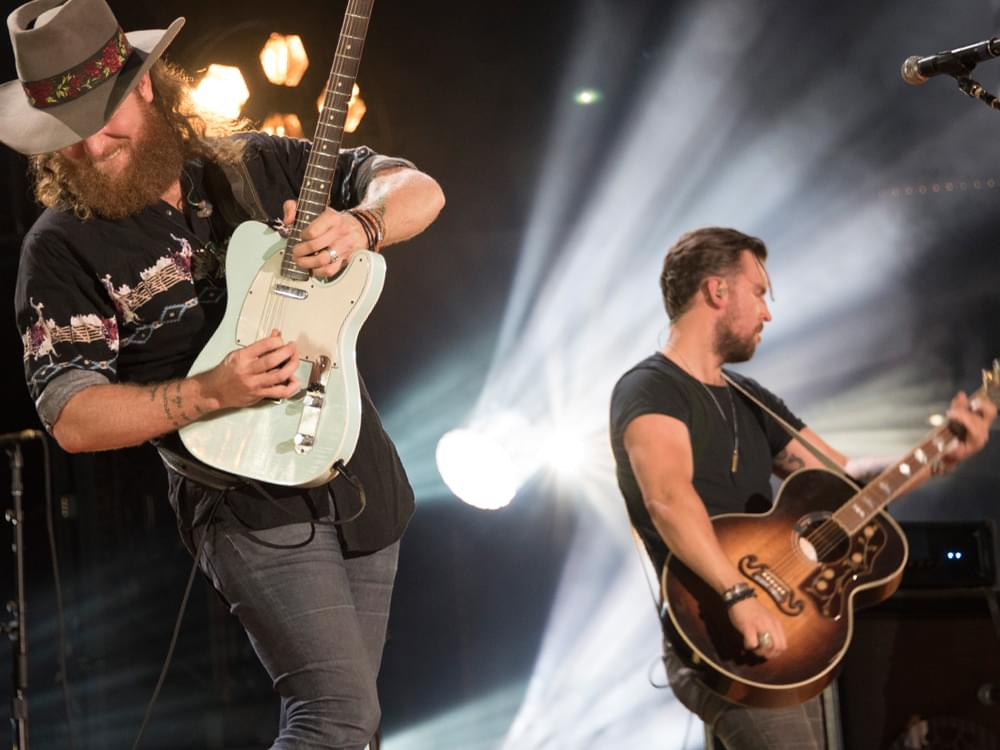 Performing Live Is Both Fun & Therapeutic for Brothers Osborne