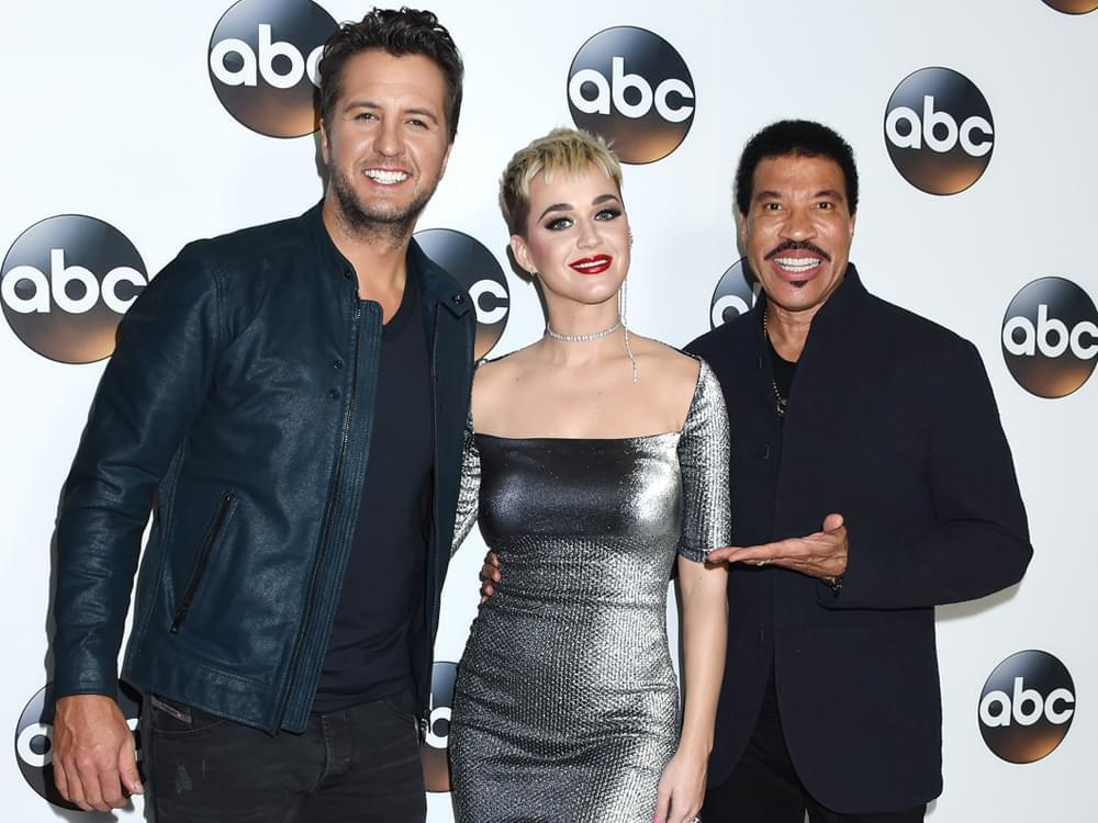 "Luke Bryan Excited to Return as ""American Idol"" Judge: ""It's About Watching Amazingly Talented Kids From Different Backgrounds"""