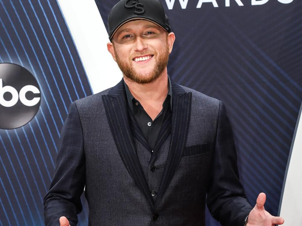 """Play It Forward: Cole Swindell Says Check Out Ingrid Andress' """"More Hearts Than Mine"""" [Listen]"""