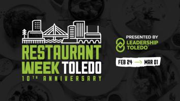 Restaurant Week Toledo: 10th Anniversary