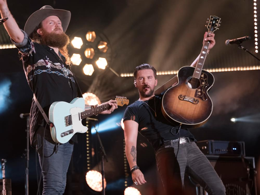 "Brothers Osborne Drop Studio Video for Rockin' New Single, ""All Night"" [Watch]"