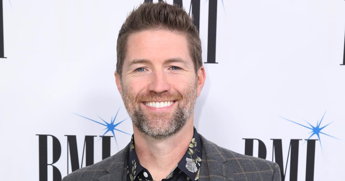 """Josh Turner Hopes New Album """"Country State of Mind"""" Will Introduce a Whole New Generation to His Heroes"""