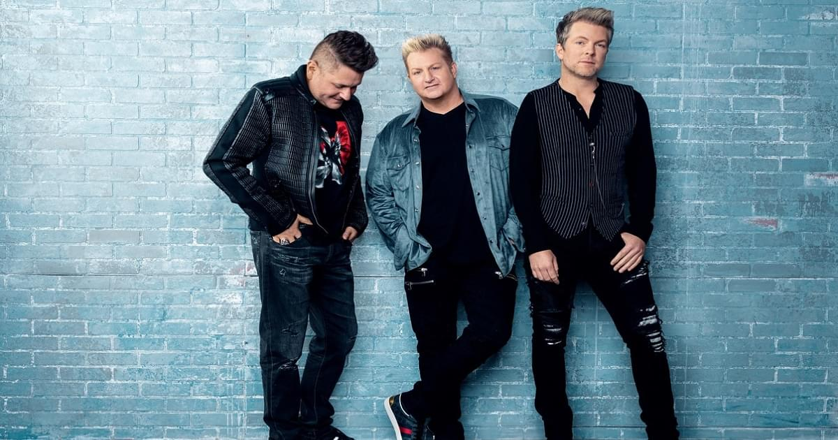 Rascal Flatts Are Going To Miss the Little Things