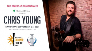 The Solheim Cup Celebration with Chris Young