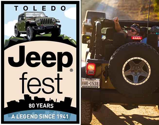 Toledo Jeep Fest