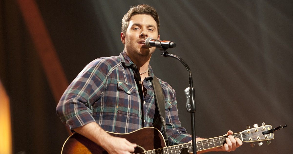 Chris Young Played the Opry with Keith Whitley's Guitar 10 Years Ago Today