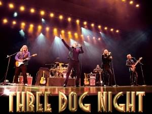 Three Dog Night Live in Toledo