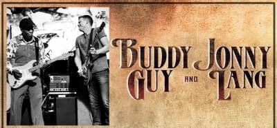 Buddy Guy and Jonny Lang at the Toledo Zoo