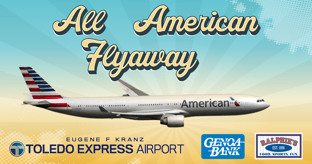 All American Flyaway with The Eugene F. Kranz Toledo Express Airport