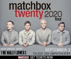 Matchbox Twenty at the Toledo Zoo