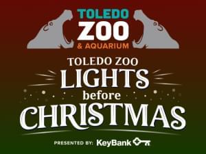 Toledo Zoo: Lights Before Christmas