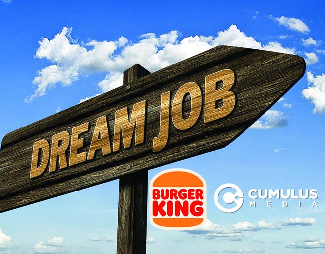 Burger King Local Recruitment