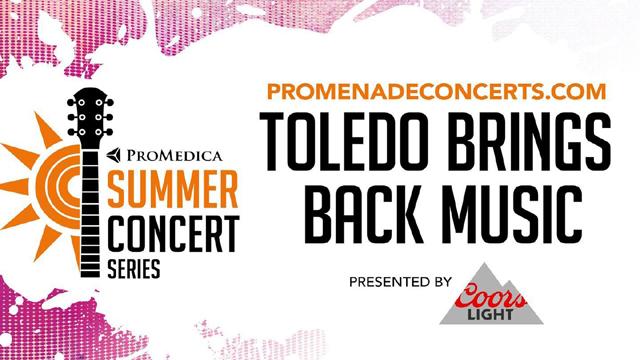 The ProMedica Summer Concert Series