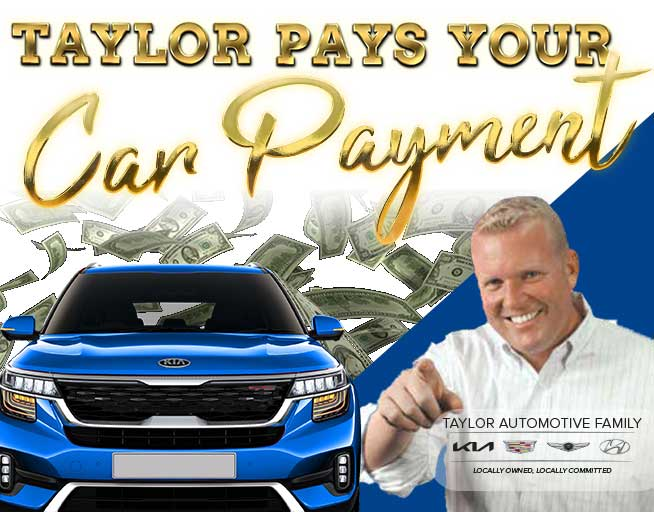 Taylor Pays Your Car Payment!
