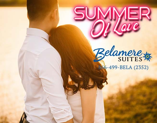 Summer Of Love with Belamere Suites