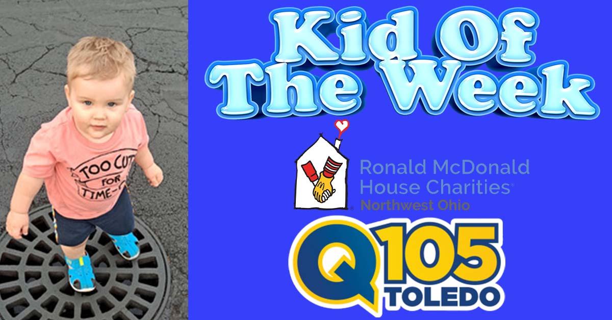 Jack Byers – Kid of the week!