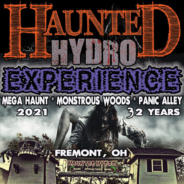 Haunted Hydro Tickets