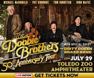 The Doobie Brothers 50th Anniversary