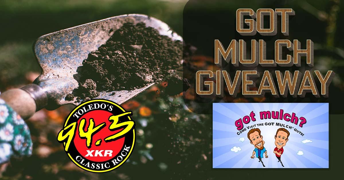 got mulch giveaway wxkr facebook