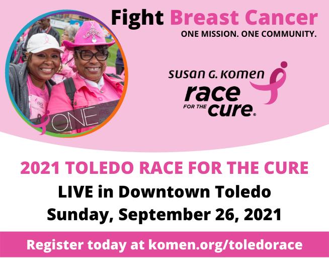 Susan G Komen – Race For The Cure