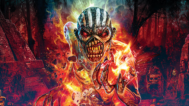ROAD TRIP! Win Tickets to See Iron Maiden and Ghost in Lincoln NE