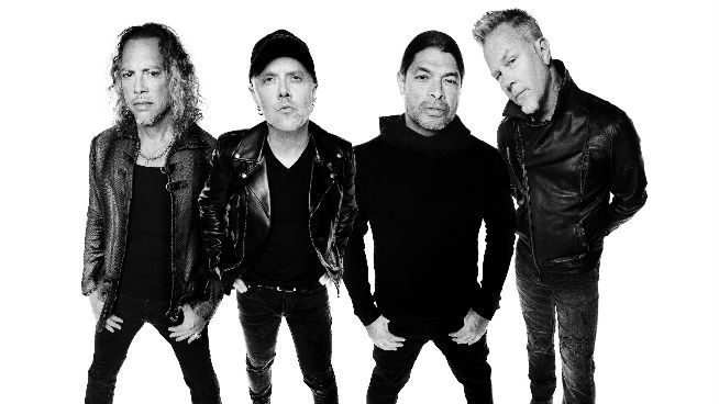 Metallica Play Colbert to Celebrate 35 Years of Puppets