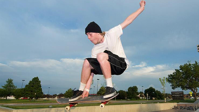 Today is National Go Skateboarding Day