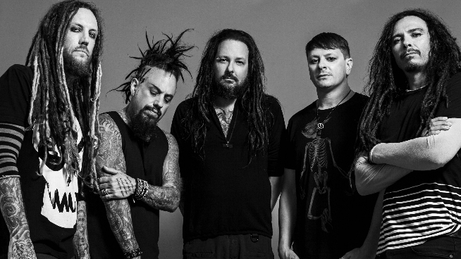 Inside The VORTX – Munky from Korn