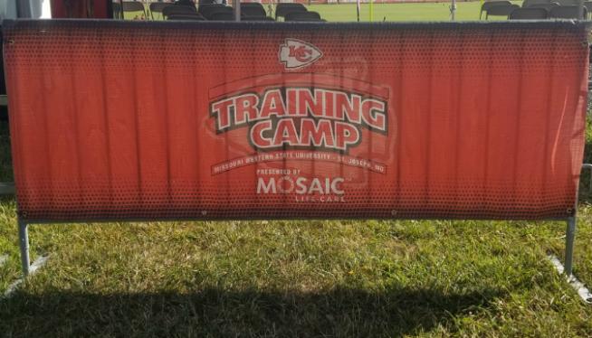 Kansas City Chiefs Training Camp Day 1