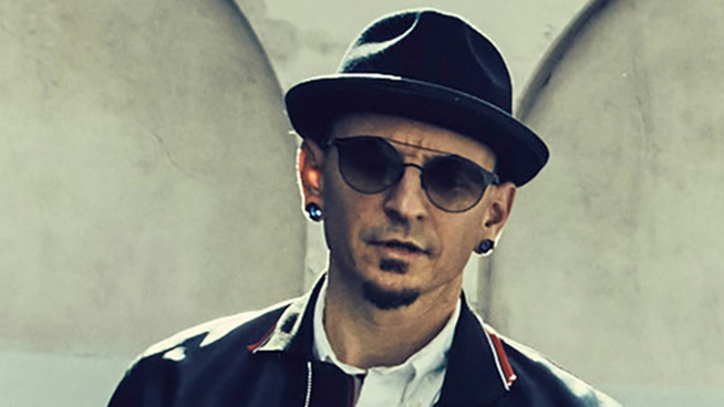 Chester Bennington of Linkin Park Found Dead at age 41
