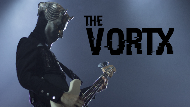 VORTX WEB - GHOST