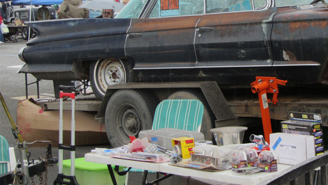 Nostalgia Dragging and Scarce Parts Can Be Found During Heartland Park's 2nd Annual Swap Meet This Weekend