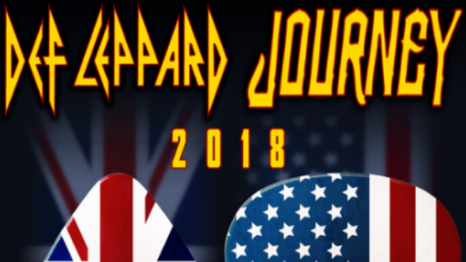 Def Leppard and Journey Set To Rock KC
